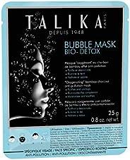 Talika bubble mask bio detox - máscara facial antipoluição 25g