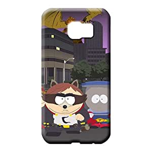 samsung galaxy s6 cell phone carrying cases Skin Heavy-duty Protective south park cartoons