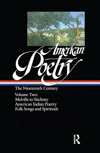 American Poetry: The Nineteenth Century: 2 Volume Set