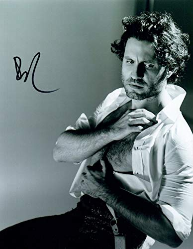 Edgar Ramirez Signed Autographed 8x10 Photo Handsome Actor COA