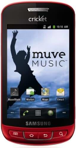 Samsung R720 Vitality Prepaid Android Phone (Cricket)