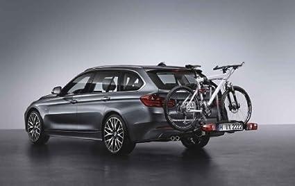 BMW Portabicicletas Trasero Sistema de Click On para bicicletas ...