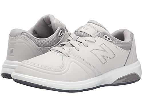 (ニューバランス) New Balance レディースウォーキングシューズ?靴 WW813 Grey 1 9.5 (26.5cm) B - Medium