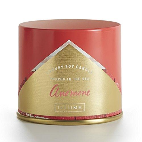 Illume Large Vanity Tin - Anemone (Anemone Lamp)