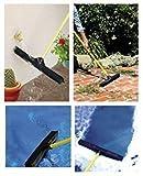 Rubber Broom Industrial Wet or Dry - Works Everywhere - 20''