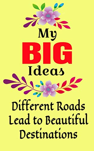 """My Big Idea: Creative Notebook for Dreams Secrets to Journal and Doodle 
