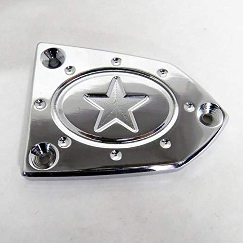 - Rf Custom Parts Rf Lone Star Rsrvr Cvr Lft Chr RF-3625LC