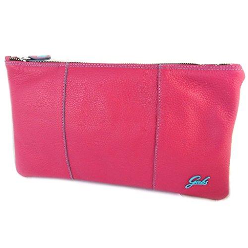 pelle cm Pouch in Gabsfucsia s bag Pouch 34x19x2 bag qHOXxRRZ
