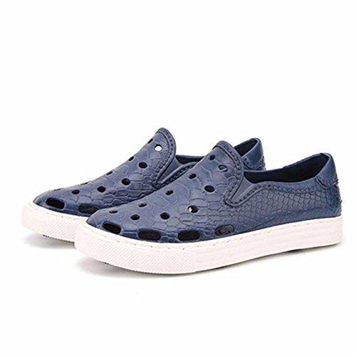 Sommer Atmungsaktiv Männer Schuh Sandalen Männer Loch Schuh Trend Strand Schuh Männer ,blau,US=8,UK=7.5,EU=41 1/3,CN=42