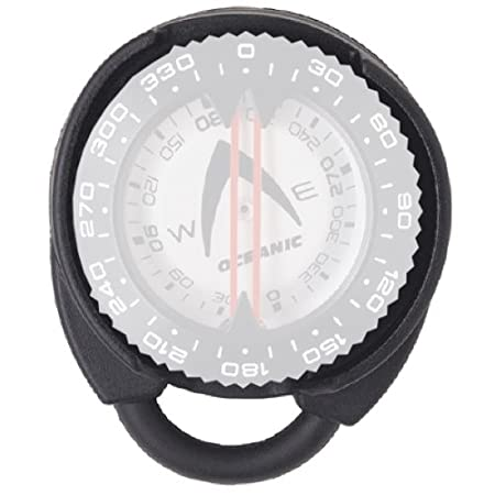 Oceanic Swiv compass boot for clip mount for Underwater Navigation