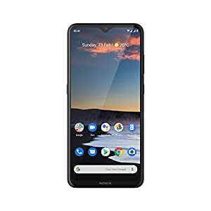 Nokia 5.3 Fully Unlocked Smartphone with 6.55″ HD+ Screen, AI-Powered Quad Camera and Android 10, Charcoal, 2020 (AT&T/T-Mobile/Cricket/Tracfone/Simple Mobile)