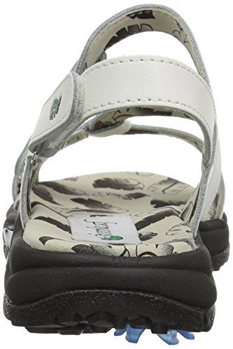 Pictures of Golfstream Women's Spike Sport Sandal Patent G4022 7
