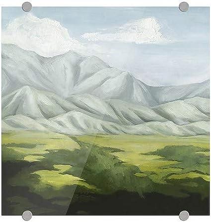 5-Pack Grace PoppDeep Valley I Premium Acrylic Sign CGSignLab | 16x16