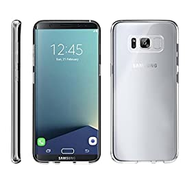 TurtleArmor | Compatible for Samsung Galaxy S8+ Case | S8 Plus Case | G955 [Flexible Armor] Flexible TPU Case Slim Fitted Soft Armor Cover - 39 Flexibility - Provides cushion to your device Precise Cutouts - Have full access to your ports, buttons, speakers, and camera Hundreds of Designs to Choose From - Offers a variety of unique, cool, and custom designs