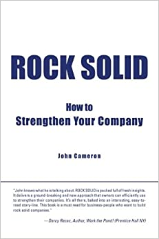 Book Rock Solid: How to Strengthen Your Company