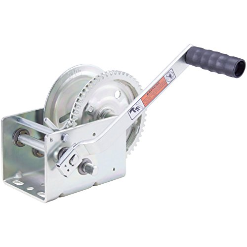 Dutton-Lainson Company DL2000A 2000 lbs 2-Speed Plated Pulling Winch