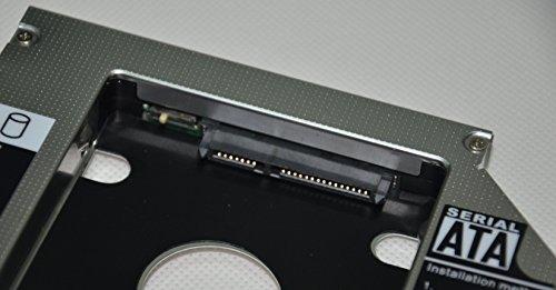 DY-tech 2nd Hard Drive HDD SSD Caddy for Acer Aspire E1-421 E1-771 E1-451g E1-531 E1-431