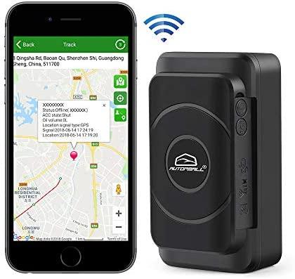 Mini rastreador GPS para coche con rastreador de vehículos ...
