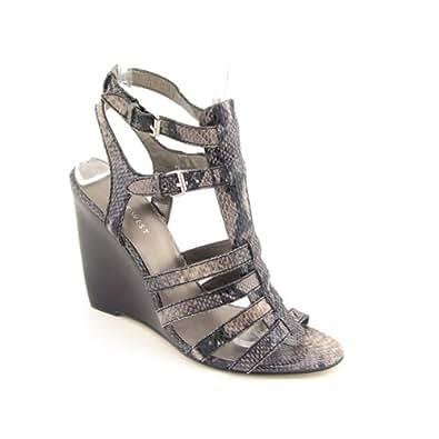 Nine West Women's Heech Sandal,Natural,9.5 M