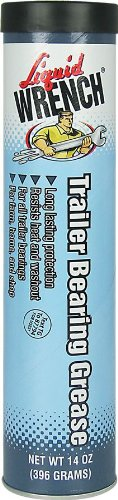 Liquid Wrench GR013 Trailer Bearing Grease - 14 oz.