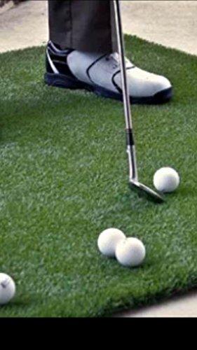 Westgate carpets LARGE GOLF GRASS PRACTICE MAT *100 cm x *100 cm DRIVING...