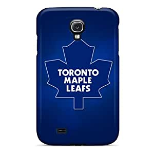 Fashionable Style Cases Covers Skin For Galaxy S4- Toronto Maple Leafs