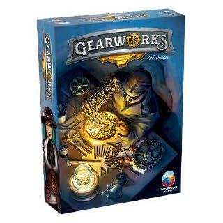 Piecekeeper Games Gearworks Board Game, Multicolor
