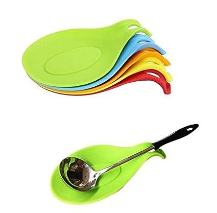 STORE-HOMER - 1Pc Kitchen Accessories Small Silicone Spoon ...