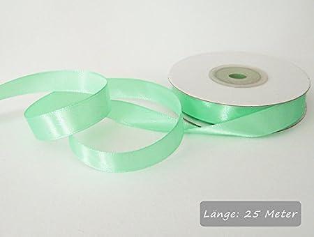 Organzaband 3 mm x50 m olivgrün Schleifenband Hochzeit Chiffonband Geschenkband