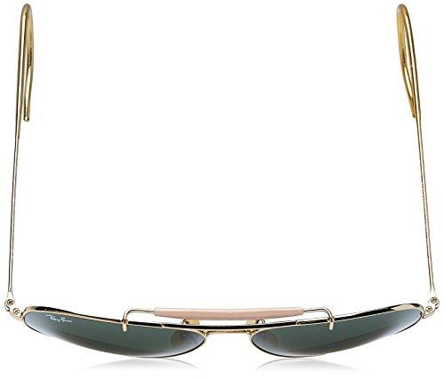 Sonnenbrille rb Outdoorsman Or gold Ray 3030 ban 51gCqwxtna