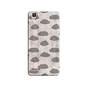 Cover It Up - Grey Clouds F1 Hard case