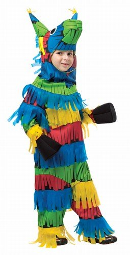 Kids For Costume Pinata (Rasta Imposta Pinata Costume,)