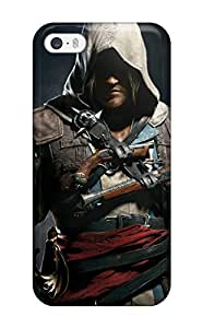 Hot Case Cover Protector For Iphone 4/4s- Assassins Creed 4 Black Flag