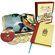 The Jesus Storybook Bible Collector's Edition: With Audio CDs and DVDs
