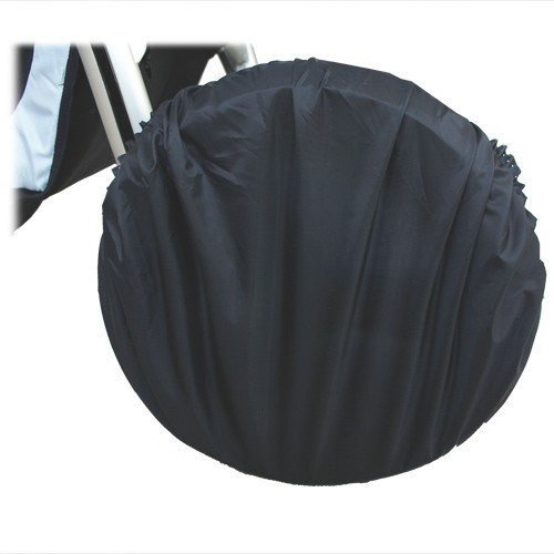 1x - Universal Protection Cover For Wheels Pram Buggy Pushchair Front Rear Babycomfort