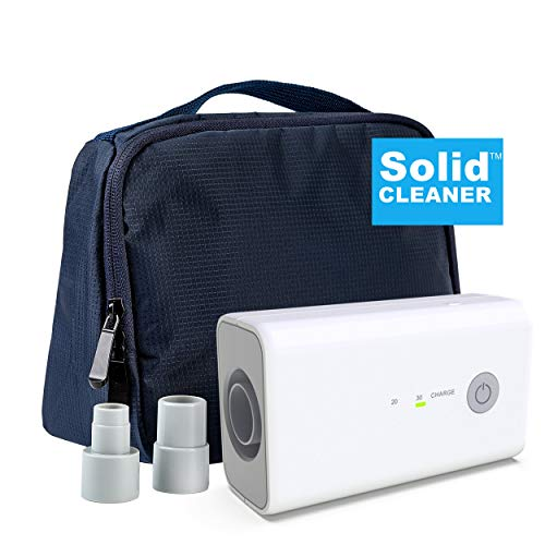 SolidCLEANER CPAP Cleaner and Sanitizer Includes 2 Heated Hose Adapters