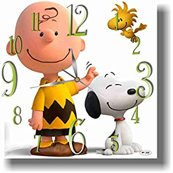 7c19e666358e5b ART TIME PRODUCTION Snoopy 11   Handmade Wall Clock - Get Unique décor for  Home or Office – Best Gift Ideas for Kids