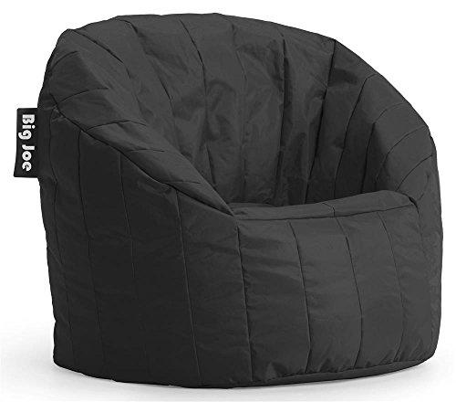 Big Joe Lumin Chair, Limo Black