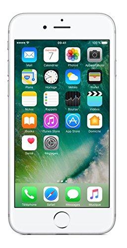 f086f914df6796 Apple iPhone 6s (32 GO) - Argent  Amazon.fr