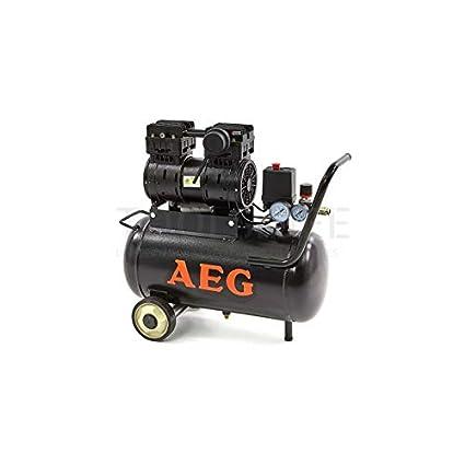 AEG Compresor profesional de bajo ruido (de 24 litros