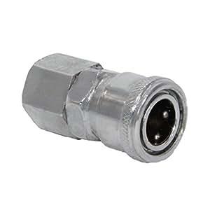 Sharplace Hembra Manguera Neumática Línea de Aire Rápido Conector Acoplador de Conexión - Sm30-3/8