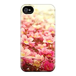 Protective Cases With Fashion Design For Iphone 6 (flora)