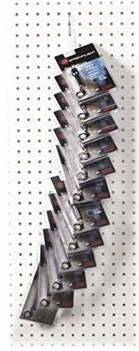 Clip Strip Display - Key-Mate Blk Wh Led