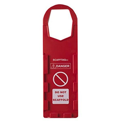 Scafftag Red Holders (70 Pack)