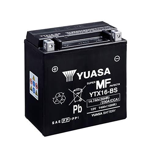 Yuasa ytx16-bs (WC) Accu senza manutenzione