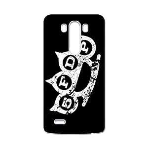 Singer & Band Design Metal Band Five Finger Death Printing for LG (G3) Case by rushername