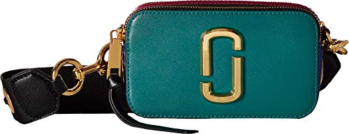 (Marc Jacobs Women's Snapshot Buttons Crossbody Bag, Arugula Multi, One Size)