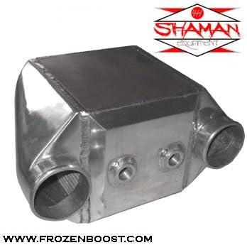 16.5x12.25x4.5 Thru I//O Type 17 Water to Air Intercooler