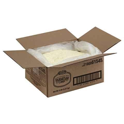 Kraft CHEESE, PARMESAN GRATED BOX SHELF STABLE