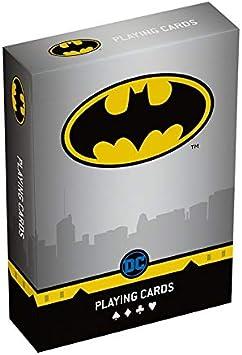 Tavoloverde Naipes DC Super Heroes - Batman: Amazon.es: Juguetes y juegos